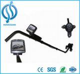Sob a câmera da busca do veículo sob a câmera video da inspeção do veículo