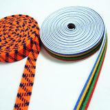 Nueva alta calidad del diseño de prendas de vestir Negro Uso de tejer cinta