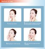 Zeal Sensitive Skin Hidratante Gastrodia Elata Face Mask Cuidados com a pele