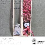 Doos van het Horloge van de Douane van Hongdao de Houten met Verdelers voor Vertoning In het groot _E