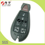 Remote Car Key Locks를 위한 차 Key Shell 6 Button