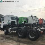 camion del trattore di Sinotruk HOWO della rotella di 371HP 6X4 10