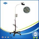Registrare la lampada ginecologica mobile dell'esame del basamento di altezza (YD01)