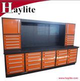 Garaje de almacenamiento de herramientas de metal Taller Gabinete Workbench herramientas