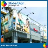 Kundenspezifisches Digital gedrucktes Farbton-Tuch für Baustellen
