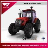 De sturende Hydraulische Tractor van het Wiel van het Landbouwbedrijf van de Aandrijving van het Toestel 130HP
