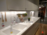 Artificial bianco Quartz Stone per Countertop, Wall & Floor Tiles
