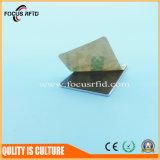 印刷されるロゴの金属の札の高性能RFID