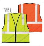 Vestes reflexivas da segurança da venda quente/revestimento com o certificado do Ce para o Workwear da fábrica