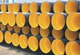Lage PE van de Kosten van de Bouw Pijp voor de Levering van het Gas