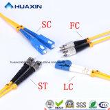 Cavo di zona ottico LC/APC di alta qualità della fibra su un lato di singolo modo