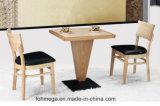 A mobília da cafetaria de 2 Seater ajustou-se para a venda