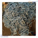Les crochets du POST du système d'échafaudage rives le coffrage