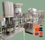 Enchimento de Líquido de xarope de &linha de produção de estanqueidade