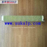 Panel de sándwich de lana de roca con ambos lados PU