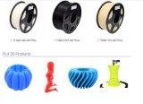 Filament professionnel de l'imprimante 3D du filament 1.75mm 3.00mm de PLA PVA PETG 3D d'ABS de modification