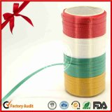 Colorfrl Mult-Spool Ribbon para Decoração de Casamento