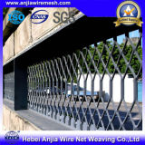 Hoja de acero ampliada galvanizada para la seguridad