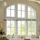 Белые деревянные Америки кривошип дверная рама перемещена окна