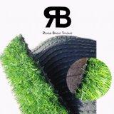 35mm 조경 4 색깔 훈장 인공적인 잔디 인공적인 뗏장 합성