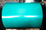 Aluminium Gekleurde Rol 1070 Groene Kleur voor Decoratie