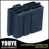 10pinは電気男性の黒いコネクターの家庭電化製品のコネクターを防水する