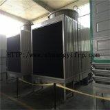 Tour de refroidissement carrée de rendement efficace d'échange thermique