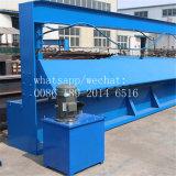 Máquina de estaca de corte hidráulica do aço de folha do metal