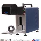 보석을%s 이동할 수 있는 표하기 Laser 기계 3D 섬유 Laser 금속 조각 기계 20W 30W