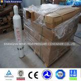 Heißer medizinischer Stahlsauerstoffbehälter des Verkaufs-10L 20L 40L für medizinischen Gebrauch