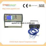 Industrielles Temperatur-Messinstrument-industrieller Digital-Thermometer (AT4532)