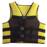 Спасательный жилет из неопрена с полиэстер (HX-V0029)