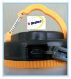 Lanterne rechargeable de tente campante d'USB avec le crochet
