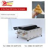 Le gaz combustion des graisses/restauration de la machine machine à gaufres Équipement machine