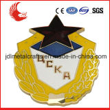 Zhongshan-Fabrik, die auf das Produktions-Militär-Abzeichen sich spezialisiert