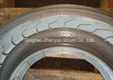 110/90-17 120/80-17 140/70-17 Autocad diseñado Tubeless neumáticos Moto Molde
