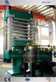 Pressa di vulcanizzazione della gomma piuma di gomma di EVA con il sistema di controllo del PLC
