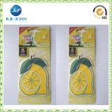 Profumo automatico popolare personalizzato/bevanda rinfrescante di aria di carta dell'automobile con effetto del deodorante (JP-AR003)