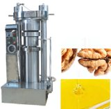 Noz fria/imprensa de petróleo hidráulico quente do sésamo para o uso comercial