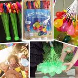 Волшебная раздувная вода Toys цветастый воздушный шар воды воздушного шара 111PCS (10234420)