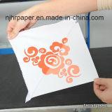 Impression de sublimation de papier à transfert de désherbage automatique pour les T-shirts pour le tissu