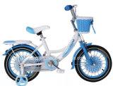 """파랑 12 """" 강철 가득 차있는 사슬 덮개 (HM-BC-19)를 가진 아이들 자전거"""