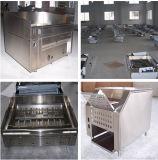 OEM Friteuse en acier inoxydable de la restauration de l'équipement