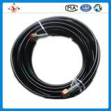 "SAE100 boyau hydraulique tressé de fil de R1at 1/2 """