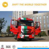China Genlyon Iveco 6*4 430CV camión pesado camión tractor