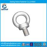 Le boulon d'oeil de levage de boulon d'oeil DIN580 de la catégorie 8.8 DIN580 a modifié la vis de levage galvanisée de boulon d'oeil d'acier du carbone
