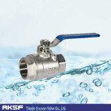 Válvula de aço/inoxidável forjada de Steel/API/Anis/Ball