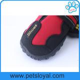 De Schoenen van de hond met Weerspiegelende Klitband en Ruwe AntislipZool
