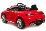 Дети 12V Benz S63 лицензированных поездка на автомобиле с помощью пульта дистанционного управления