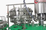 5000 bph Botella de vidrio automática máquina de llenado de bebidas carbonatadas